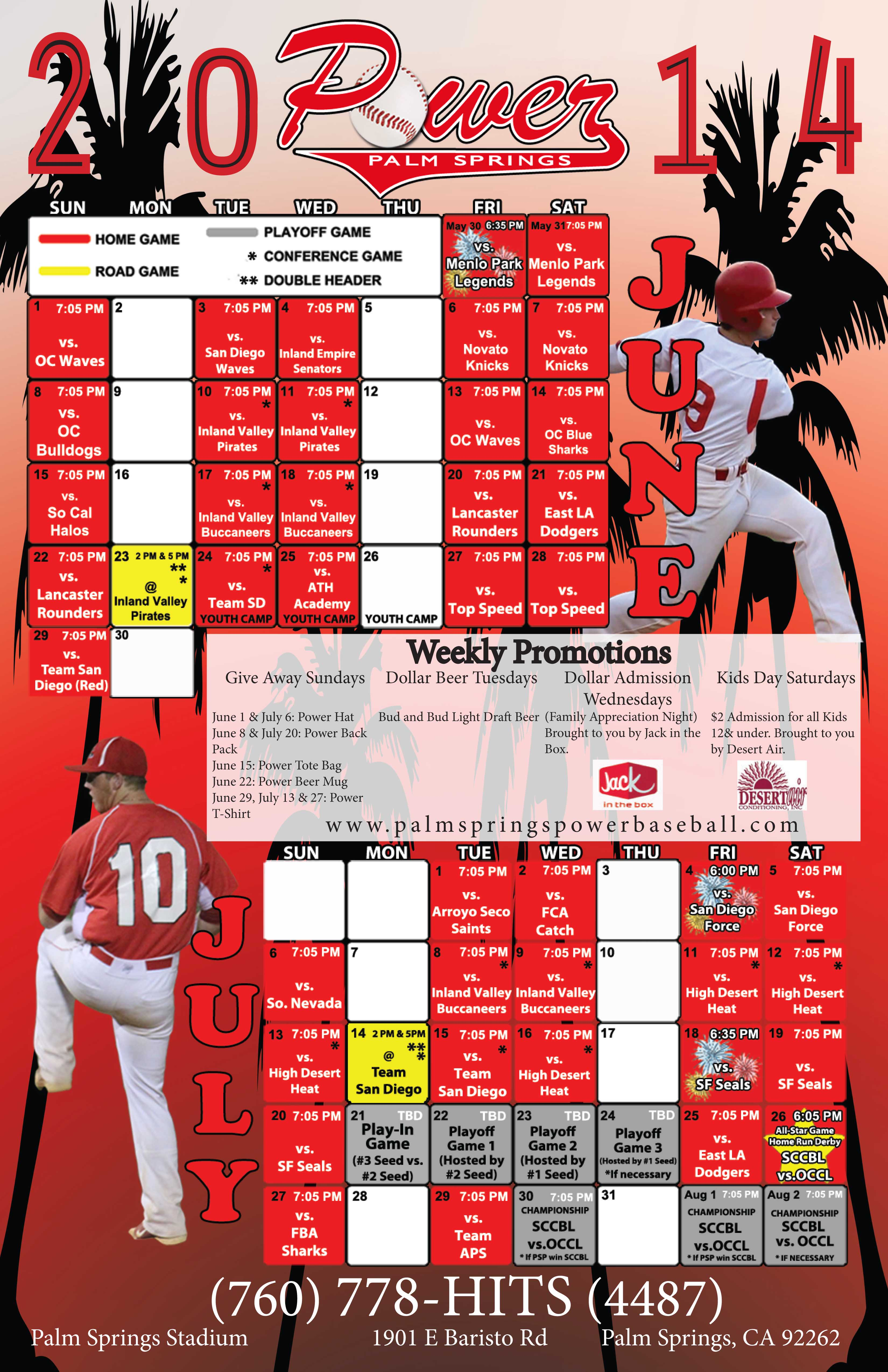 2014 power full page schedule (new)