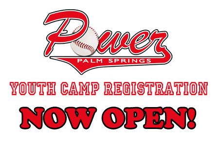 2015 POWER Youth Camp Registration NOW OPEN!