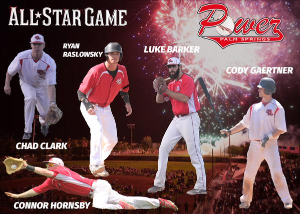 Four POWER players help SCCBL to ASG win