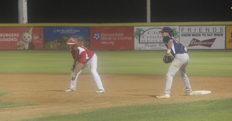 POWER Tunnell through Southern Nevada 3-2; win series