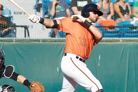Former POWER Player, TJ Bennett, Named Cal League Player of the Week