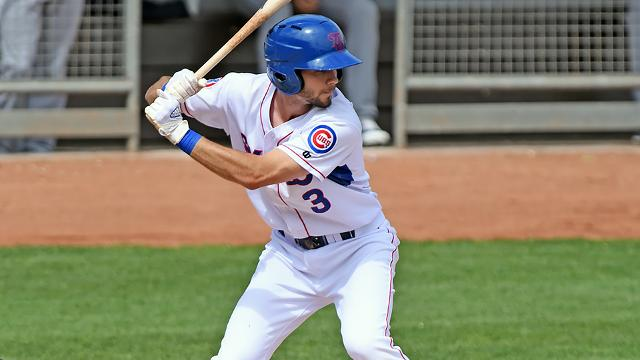 Former POWER Player, Chesny Young, Rising Through Cubs Farm System