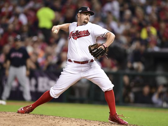 Former POWER Pitcher Making World Series Appearance