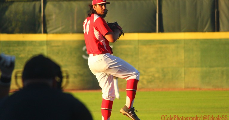 JACOB REBAR SITS ATOP SoCal COLLEGIATE TOP PROSPECTS RANKINGS