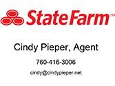 State Farm - Cindy Pieper