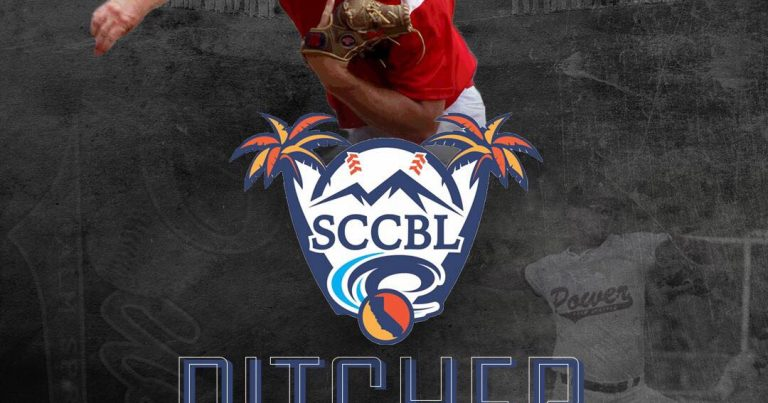 POWER Pitcher Jonathan Buckley Earns SCCBL Pitcher of the Year Honors