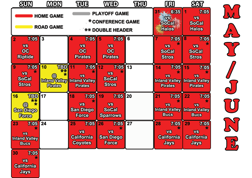 angels schedule 2019 pdf